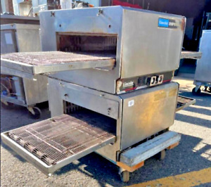 Lincoln Enodis 1301 4 Pizza Conveyor Double Stack Oven 208v 1 Phase 50 L