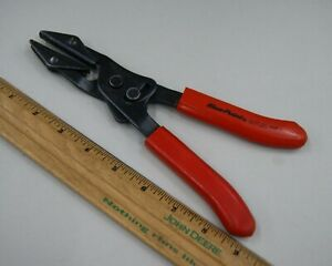 Blue Point Red Grip 9 Hose Clamp Pinching Pliers Php1 Sold By Snap On S 8067