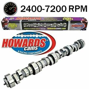 Howards Gm Chevy Ls Ls1 282 278 625 625 115 Cathedral Port Hyd Roller Cam