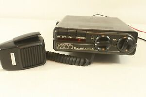 Tait marconi Canada T 503b 6 Two Way Radio Made In New Zealand ref B 679