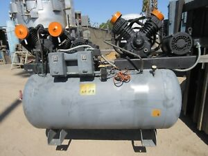 Speedair Air Compressor 10hp Model 5z405c As pictured_only For Serious Buyers