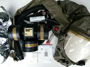 3m Breathe Easy Turbo Papr Assembly 022 00 03r01 Air Purifying Respirator System