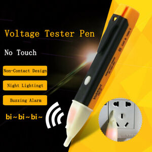 Electric Indicator 90 1000v Socket Wall Ac Power Outlet Voltage Tester Pen Ni