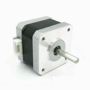 0 4a Stepper Motor 42 42 34mm Extruder For Cnc Reprap Metal Replacement