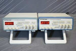 Bk Precision 4012a 5mhz Sweep function Generator qty 2