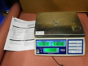 Uline H 1116 H1116 Counting Scale 1116 With Manual