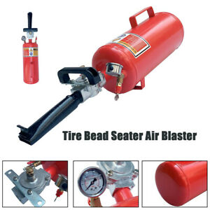 8l 2 1 Gallon Tire Car Tire Bead Seater Tool Inflator For Truck Trigger 116psi