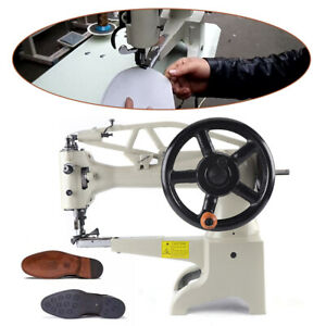 11 8 Patch Leather Sewing Machine Shoe Repair Boot Patcher Manual Hand Cobbler