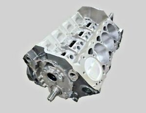 Boost Ready 400 Chevy Short Block Stroker Engine All Forged Aftermarket Block