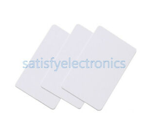 50pcs Nfc Smart Card Tag Tags 1k S50 Ic 13 56mhz Read Write Rfid For Arduino