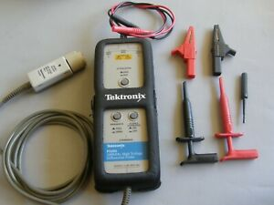 Tektronix P5205 High Voltage Differential Probe tested Accessories