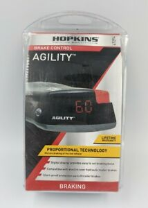 Hopkins Towing Solutions Agility Plug In Simple Brake Control 47294 New