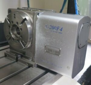 Samchully Model S 200f4 4th Axis 8 Rotary Table 5883