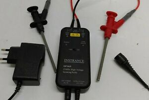 25mhz High Voltage Differential Isolating Oscilloscope Probe 1300v 50x 500x 8m