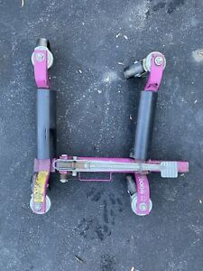 Zendex Tool Gojak Car Dolly Used For Parts Only