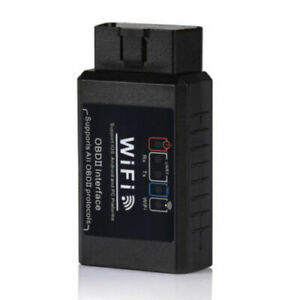 Mini Elm327 Wifi Obd2 Obdii Scanner Scan Tool For Ios Android Windows Symbian