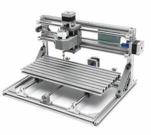 Cnc Milling Machine Engraver Router Wood Engraving Laser Cutting Pcb Milling