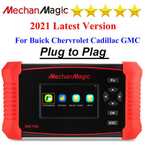 Key Fob Programmer Obd Remote Programming Tool For Buick Chevrolet Cadillac Gmc