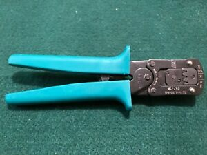 Jst Wc 240 Sph 002t p0 5s 24 30awg Crimp Tool In Excellent Condition