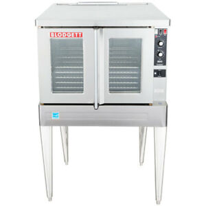 Blodgett Single Deck Full Size Electric Convection Oven 220 240v 1 Phase