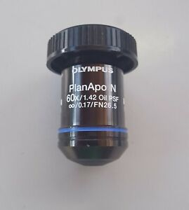 Olympus Planapo N 60x 1 42 Psf Oil Microscope Objective