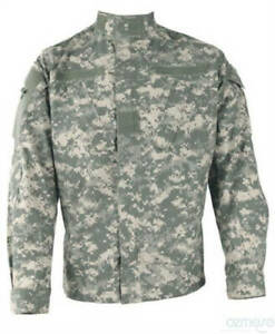 NEW MILITARY CAMOUFLAGE CLOTHING AUTHENTIC U.S. ARMY JACKET OFFICIAL US COMBAT $19.99