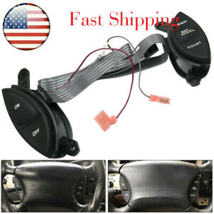 Steering Wheel Cruise Control Switch For 98 05 Ford Explorer Sport Trac Ranger