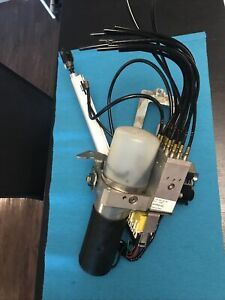 04 08 Chrysler Crossfire Convertible Top Motor Roof Hydraulic Pump Only