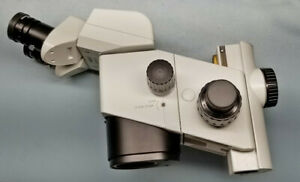 Olympus Szx 12 Stereo Microscope Whs10x h 22 Eyepieces No Objective Clean