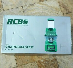 🌟🎈 RCBS CHARGEMASTER Combo Scale w Power Dispensing System 98923 🌟 $412.95