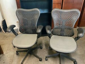 Executive Chair By Herman Miller Mirra fully Loaded Chair