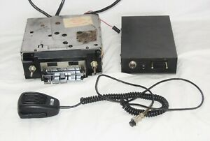 Gm Delco Am Fm Stereo Cb With Microphone 1970 S Not Working
