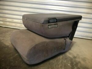 94 98 Dodge Ram Used Front Center Console Jump Seat Cloth
