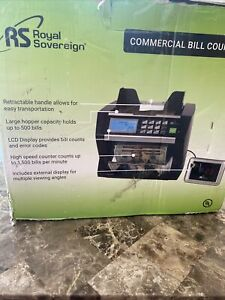 Royal Sovereign Digital Bill Counter All Included