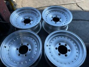 15 Wheels Rims Vintage Hard Pick Up 6 American Racing Outlaw 1 Solid Centerline