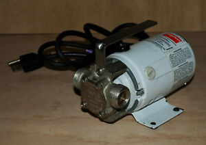 Dayton Model 1p579f Portable Marine utility Pump Made In Usa Tested