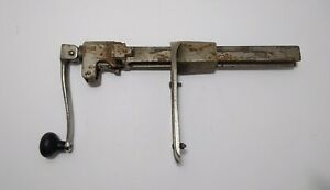 Vintage Edlund No 1 Commercial Manual Can Opener Restaurant bar Heavy Duty
