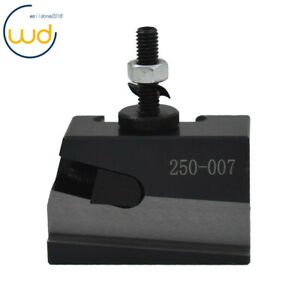 Oxa 7 Universal Parting Blade Tool Post Holder Cnc Lathe Quick Change 250 007