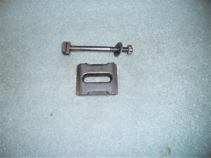 South Bend Tailstock Steady Rest Bed Clamp From 9 South Bend Should Fit 10 k