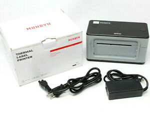 Munbyn Thermal Shipping Label Printer 4x6 Mail Postage Label Printer for Parts