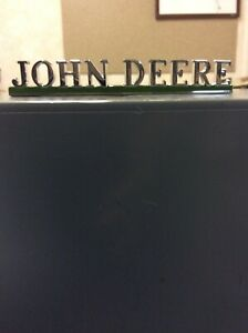Aa5383r John Deere Reproduction Medallion For R 40 50 60 70 80 And 420