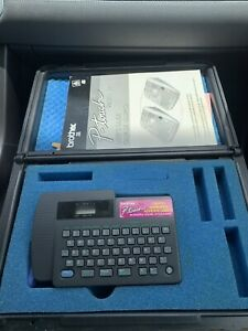 Brother P touch Model Pt 15 Label Maker W case