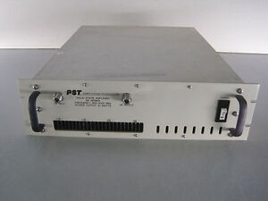 Comtech Pst Ar8829 10 Solid State High Power Amplifier 800 2000 Mhz 10 Watts