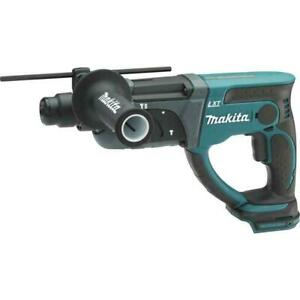 Makita xrh03z 18v Lxt Lithium ion Cordless 7 8 In Sds plus Rotary Hammer to