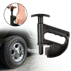 Car Universal Tire Changer Bead Clamp Drop Center Tools Rim Clamp Us Shipping