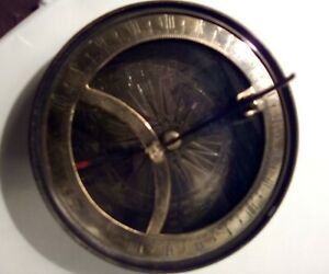 Brass Compass Decorative Antique Reproduction Home Office Nautical Gift