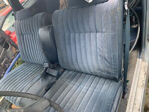 1981 1987 Chevy Monte Carlo Front Bench Seat