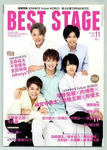 King and Prince BEST STAGE 16 years November Edition $40.00