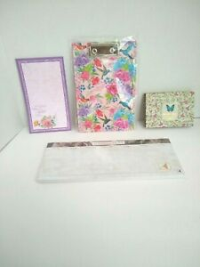 Small Clipboard Notepads Mini Weekly Planning Desk Pad