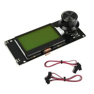 Mini12864 Lcd Display Screen 5v For Marlin Diy With Sd Card Holder Print Accex7